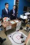 В Туле проходит конкурс роботов «Мысли смело», Фото: 6
