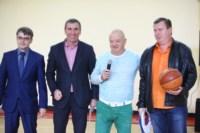 В Туле прошел баскетбольный мастер-класс, Фото: 3