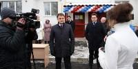 Владимир Груздев вручил ключи от квартир новоселам из Донского , Фото: 10