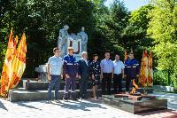 В Советске открыли мемориал, Фото: 13