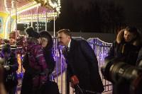 Дюмин осмотрел новогоднюю Тулу, Фото: 54