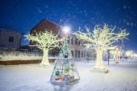 Вечерний снегопад в Туле, Фото: 27