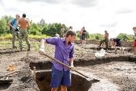 Раскопки на берегу Упы, Фото: 9
