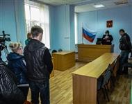 Уголовное дело в отношении А. Астахова. 6 ноября, Кимовский городской суд, Фото: 7