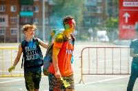 В Туле прошел фестиваль красок и летнего настроения, Фото: 33