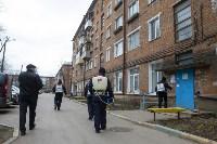 Дезинфекция в Пролетарском округе Тулы, Фото: 3