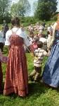 В Ясной Поляне прошел фестиваль молодежных фольклорных ансамблей «Молодо-зелено», Фото: 3