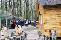 В Новомосковске открылся мини-зоопарк, Фото: 25