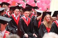 Владимир Груздев поздравил выпускников магистратуры ТулГУ, Фото: 8