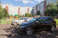 Дворовые войны в Туле: автомобилисты против безлошадных, Фото: 4
