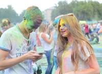 ColorFest в Туле. Фестиваль красок Холи. 18 июля 2015, Фото: 79