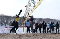 III ежегодный турнир по пляжному волейболу на снегу., Фото: 98