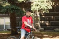 Студенты просят велопарковки, Фото: 7