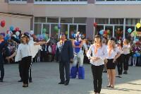 1 сентября в тульских школах прошли праздничные линейки , Фото: 16