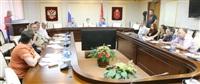 Заседание Общественного совета при комитете Тульской области по спорту и молодежной политике., Фото: 8