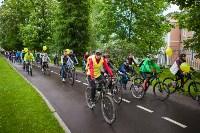 В Туле прошел большой велопарад, Фото: 63