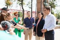Тулу посетила советник председателя партии «Новые люди» Сардана Авксентьева, Фото: 10