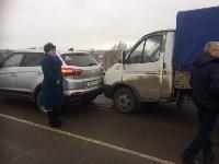 Массовое ДТП под Тулой на Калужской шоссе, Фото: 6