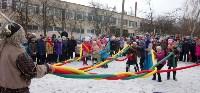 Масленица в школе №31 с артистами театра «Эрмитаж», Фото: 7