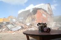 В Плеханово продолжается снос незаконных цыганских построек, Фото: 108