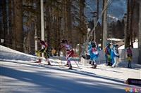 Состязания лыжников в Сочи., Фото: 45