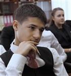 Артур Контрабаев в лицее №1, Фото: 1