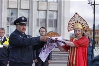 """Открытие соревнований """"Школа безопасности"""", Фото: 27"""