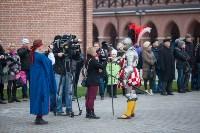 Средневековые маневры в Тульском кремле. 24 октября 2015, Фото: 54