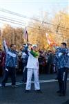 Второй этап эстафеты олимпийского огня: Зареченский район, Фото: 56
