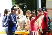 День защиты детей в ЦПКиО им. П.П. Белоусова: Фоторепортаж Myslo, Фото: 63