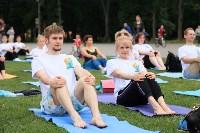 День йоги в парке 21 июня, Фото: 16