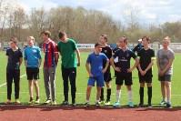 Отбор футболистов в Арсенал, Фото: 27
