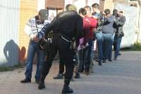 Масштабная проверка мигрантов на Центральном рынке, Фото: 5