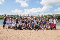 Акробаты и боксеры в летнем лагере, Фото: 124