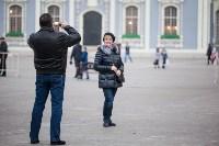 Средневековые маневры в Тульском кремле. 24 октября 2015, Фото: 5