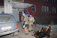 В Туле пожарные спасли двух человек, Фото: 6