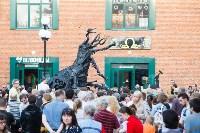В Туле открыли скульптуру «блохе-киборгу», Фото: 66