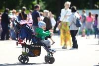 День защиты детей в ЦПКиО им. П.П. Белоусова: Фоторепортаж Myslo, Фото: 9
