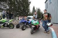 Открытие мотосезона в Новомосковске, Фото: 161