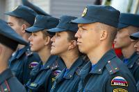Молодые сотрудники Главного управления МЧС России по Тульской области торжественно приняли присягу, Фото: 36