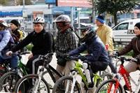 По центральным улицам Тулы прошел велопробег, Фото: 36