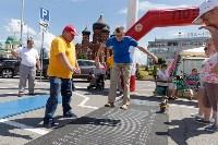«Нескучный город»: в центре Тулы стартовал летний развлекательный проект, Фото: 22