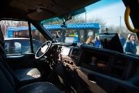 Как в Туле дезинфицируют маршрутки и автобусы, Фото: 20