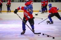 Мастер-класс от игроков сборной России по хоккею, Фото: 70