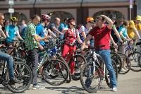 В семейном велопараде приняли участие сотни туляков , Фото: 29