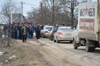 Бунт в цыганском поселении в Плеханово, Фото: 18