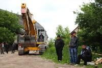 В Плеханово продолжается снос незаконных цыганских построек, Фото: 37
