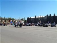 Любители бездорожья поздравили ветеранов с праздником, Фото: 16