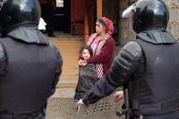 В Плеханово начали сносить дома в цыганском таборе, Фото: 50