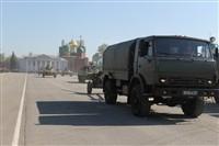Военный парад в Туле, Фото: 20